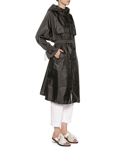 Washington Long Raincoat