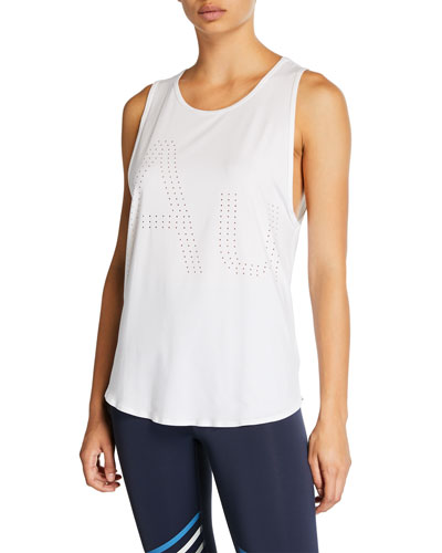 Grace Scoop-Neck Tank