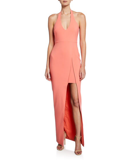 Likely Rudina Halter Gown by Likely