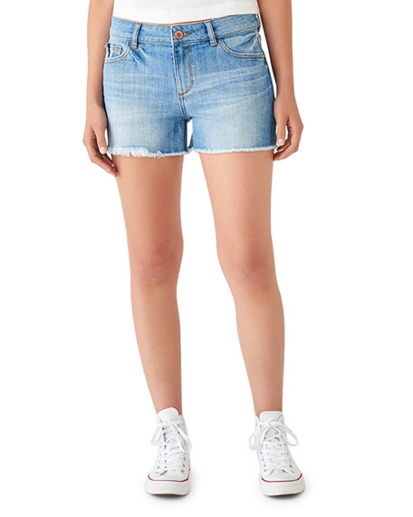 Dl Premium Denim Shorts KARLIE DENIM BOYFRIEND SHORTS