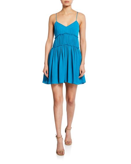 Cinq À Sept Dresses PHOEBE TIERED DRESS