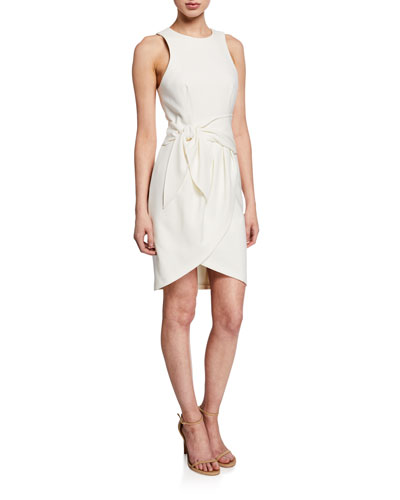 Cassaleigh Tie-Waist Dress