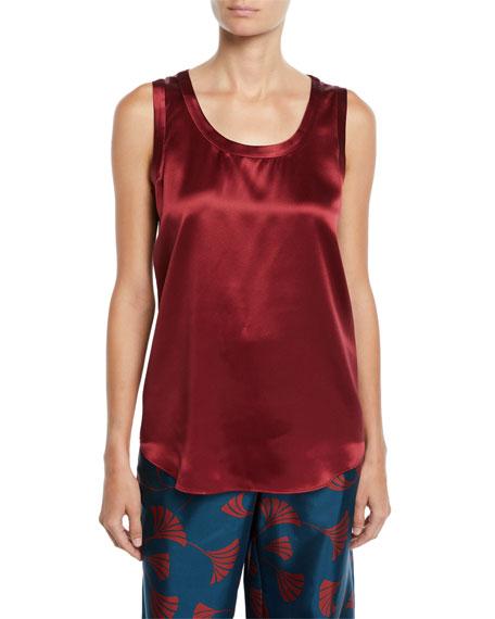 Lafayette 148 New York Perla Luxe Reversible Silk