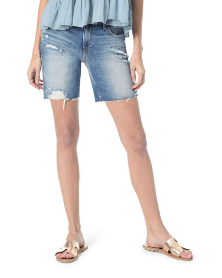 Joe's Jeans Shorts THE 7 BERMUDA SHORTS