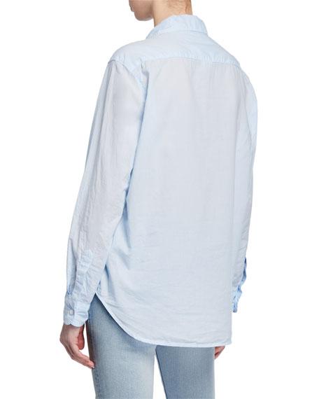 Frank & Eileen Long-Sleeve Cotton Button-Down Shirt
