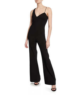 2006a681596b Likely Kendra Asymmetrical Wide-Leg Jumpsuit