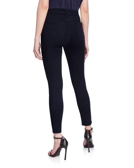 Image 2 of 3: L'Agence Margot High-Rise Skinny Jeans