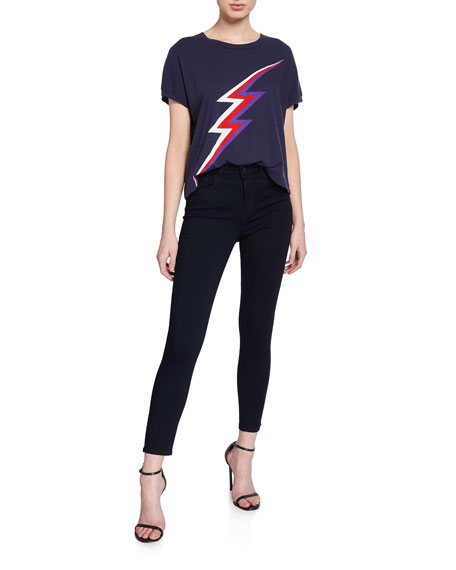 Image 3 of 3: L'Agence Margot High-Rise Skinny Jeans