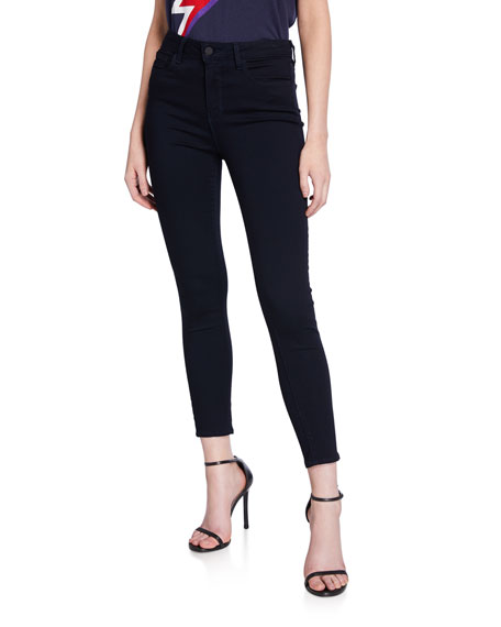 Image 1 of 3: L'Agence Margot High-Rise Skinny Jeans