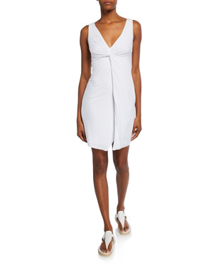 be1e90414c2 Bailey 44 Badlands Sleeveless Twist-Front Dress
