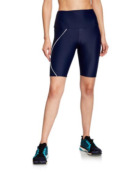 Onzie 4th of July High-Rise Bike Shorts