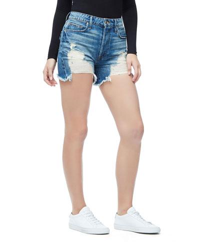 Bombshell Shorts - Inclusive Sizing