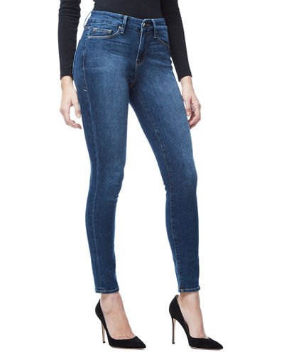 Good Legs Power Stretch Jeans - Inclusive Sizing