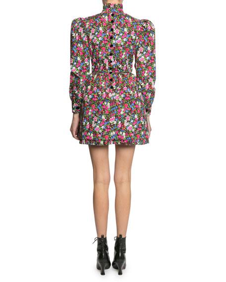 Marc Jacobs The Prairie Floral-Print Dress