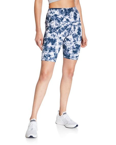 Onzie Shorts HIGH-RISE TIE-DYE BIKE SHORTS