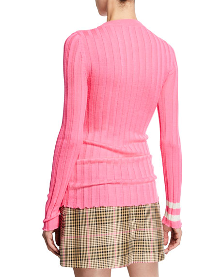 Maggie Marilyn Hole Lot Of Loving Knit Sweater