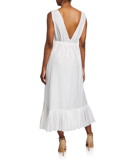 Maggie Marilyn The Heavenly V-Neck Sleeveless Dress