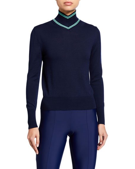 Maggie Marilyn Make A Difference Turtleneck Sweater