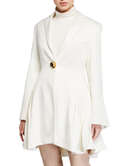 Maggie Marilyn Falling For You Single-Button Jacket