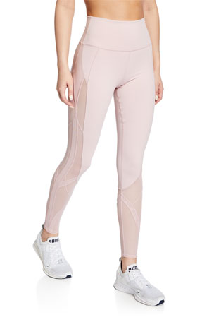 Alo Yoga Mosaic High-Waist Leggings