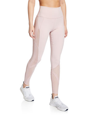 3194fce24976f1 Alo Yoga Mosaic High-Waist Leggings