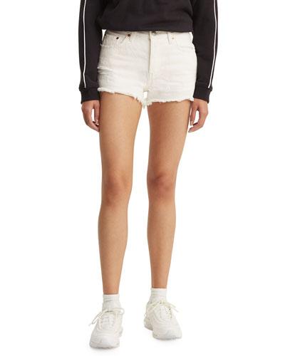 501 Mid-Rise Cutoff Shorts