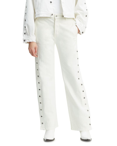 Union High-Rise Trousers