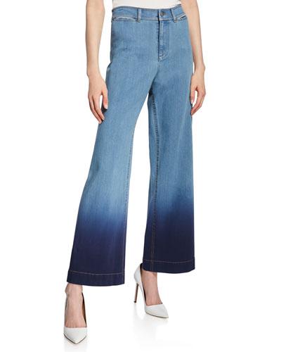 Clark Prestige Denim 11 OZ Cropped Pants