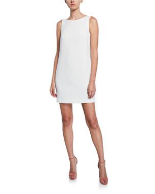 e8033b071d1 Healdsburg Printed Off-the-Shoulder Bell-Sleeve Top.  248 · Trina Turk Sol  Sleeveless Mini Shift Dress