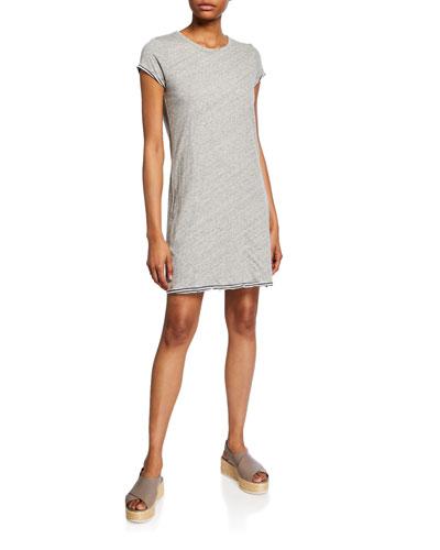 Balboa Short-Sleeve T-Shirt Dress