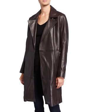 f3bcf550a Leather Jackets & Coats for Women at Neiman Marcus