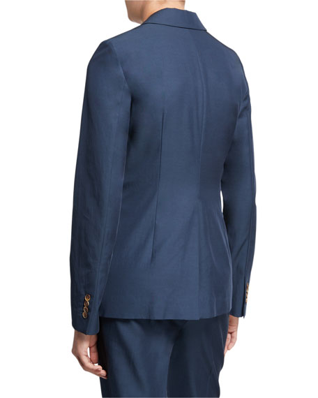 Lafayette 148 New York Samson Sanctuary Cloth Blazer