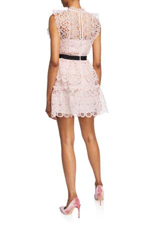 Self Portrait Dresses Clothing At Neiman Marcus