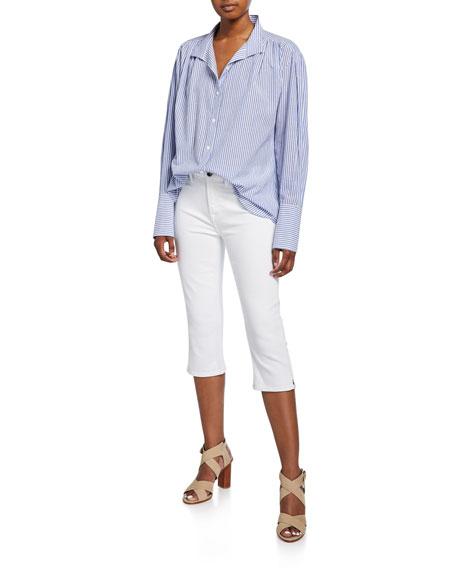 Jen7 by 7 for All Mankind Skinny Capri Jeans