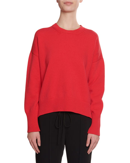 Kenzo Crewneck Logo Pullover Sweatshirt