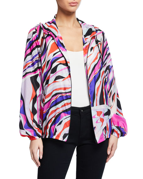 Emilio Pucci Wind-Resistant Jacket