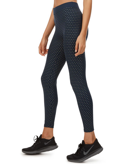 All Fenix Twilight Star-Print 7/8 Leggings