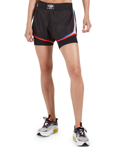 P.e Nation Shorts SONIC BOOM RUNNING SHORTS