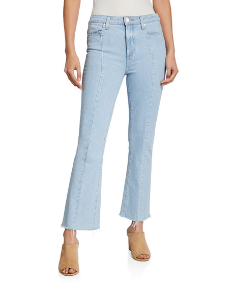 PAIGE Collette Vintage Jeans with Seaming