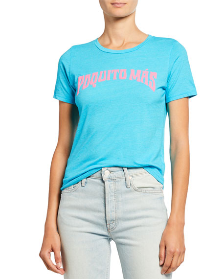MOTHER The Itty Bitty Goodie Goodie 'Poquito Mas' Tee
