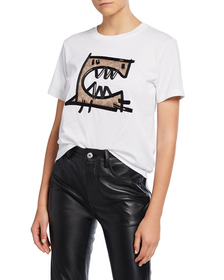 Coach Signature Rexy by Guang Yu T-Shirt
