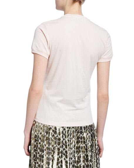 Coach Embellished Rexy by Guang Yu T-Shirt