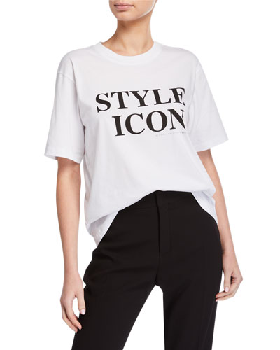 Style Icon Short-Sleeve Tee