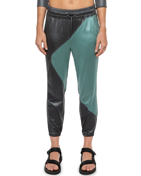 Koral Activewear Guru Glamor Colorblock Sweatpants