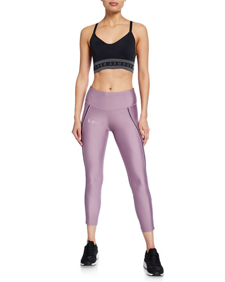 Under Armour Armour Fly Fast Cropped Leggings w/ Raise Threads