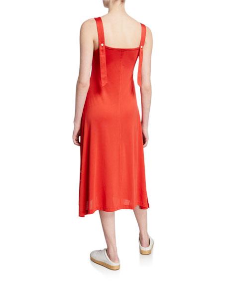 Rag & Bone Allegra Scoop-Neck Tank Dress
