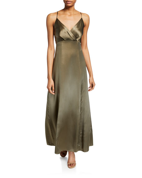 Club Monaco Zoyah Sleeveless Silk Cocktail Dress