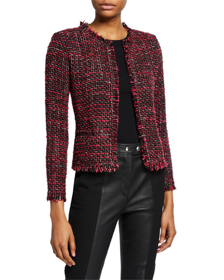 Iro Unplugspe Tweed Jacket