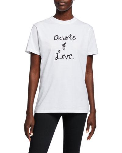 Deserts Of Love Graphic Tee