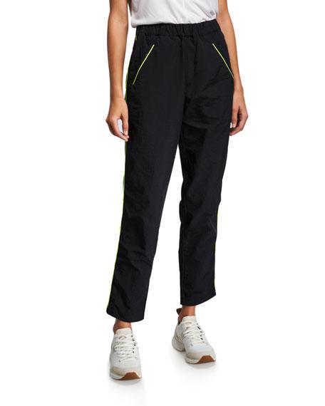 Kirin Piping Nylon Track Pants